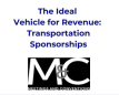 The Ideal Vehicle for Revenue: Transportation Sponsorships