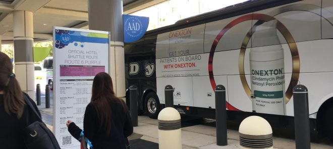 Building Brand Awareness and Generating Revenue with Convention Shuttle Bus Graphics