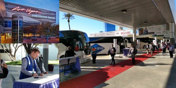 5 Tips for Convention Shuttle Transportation Management in Las Vegas