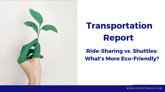 New Study Makes the Case for Sustainable Conference Transportation